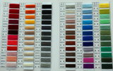 セーター(1/16nmによって染められるヤーン)のためのWool70%の粗い編むヤーン