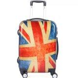 El mejor del equipaje continúa el equipaje PC+ABS la cara negra