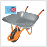 Manufatura dos carrinhos de mão de roda da alta qualidade situada em Qingdao Jiaonan