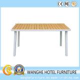 Журнальный стол металла латуни/утюга белый сделанный в Китае