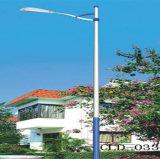 Aço galvanizado altura personalizado Pólos da luz de rua