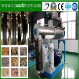 45mm Thickness Base、6.1 Ton Weight、BiomassのためのSteady Performance Pellet Machine