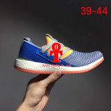 Les hommes d'Addas amplifient la taille 36-44 de chaussures de sports de chaussures des chaussettes des femmes respirables de chaussures de course de maïs éclaté de chaussures occasionnelles