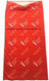 OEM 생성 주문 로고에 의하여 인쇄되는 빨간 다기능 담황색 마술 이음새가 없는 머리띠