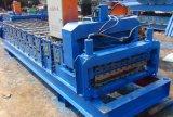 Máquina da formação de folhas da telhadura do metal da camada dobro da alta qualidade