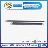 Tipo elementos de calefacción del carburo de silicio (SiC), calentador del Sic, resistor de Rod del Sic