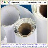 Papel sintetizado auto-adhesivo de los PP del color blanco con alta calidad