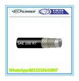Coc a reconnu le boyau R7 hydraulique de SAE 100