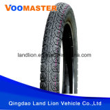 Neumático de nylon 100% de la motocicleta de la garantía de calidad 3.00-18, 2.75-18