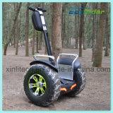 """4000 schwanzloser 2 Rad-elektrischer Roller w-72V mit 21 """" Rad E8"""