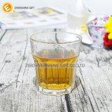 vidrio del whisky 200ml para el partido del vino
