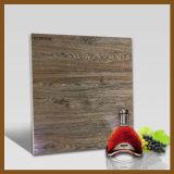 Azulejo de suelo rústico de Matt de la mirada de madera especial popular de madera del modelo