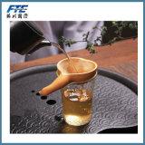Form-Tee, der Set mit Infuser bildet