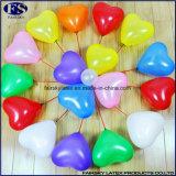 Bovenkant die de In het groot Ballon van de Vorm van het Hart met Uitstekende kwaliteit verkopen