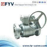 API600 / 602 / válvula de bola flotante de acero inoxidable 6D