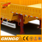 Chhgc 3 차축 거위 목 모양의 관 담 화물 트레일러