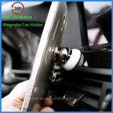 Держатель автомобиля мобильного телефона магнитного вращения 360 градусов свободно миниатюрный