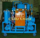 El petróleo de filtración inútil del aceite lubricante del purificador del aceite lubricante recicla la máquina