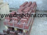 Areia quente da venda que faz as peças sobresselentes do triturador, barra para a exportação