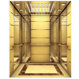 Commercial Building Elevator with Decoration