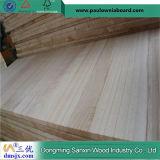 Preço da madeira serrada de Paulownia da classe do Ab