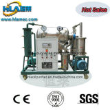 Dsf Edelstahl-transportfähige Vakuumkochendes Schmieröl-Filtration-Maschine