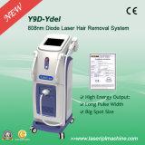 Машина лазера удаления волос диода Y9d 808nm для депиляции тела женщин