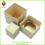 Коробка свечки оптового изготовленный на заказ твердого картона упаковывая