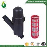 Filter de van uitstekende kwaliteit van het Netwerk van de Schijf van de Irrigatie van het Water van het Type van T