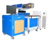 Máquina de la marca del laser del CO2 para el grabado de cuero con el tipo 50W