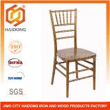 투명한 수지 의자를 식사하는 플라스틱 Chiavari 의자 사건