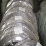 Zinco elevado fio de aço galvanizado revestido de baixo carbono
