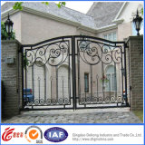 Ornamental 또는 Decorative Practical Durable Wrought Iron Gate Works (DH gate002)