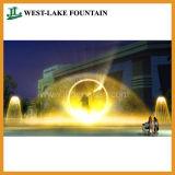 Fuente de la pantalla de agua para la película, vídeo, cuadro, proyección del laser