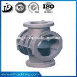 Carcaça de areia Ductile personalizada do ferro da fundição para a maquinaria de construção