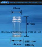 Paprika-Soße-Behälter-Glasflasche für Stau