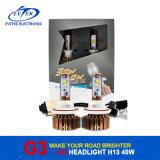 Фара 6000k CREE СИД света 40W 3600lm H13 H/L самой новой конструкции автоматическая
