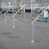 Consola de montaje solar fotovoltaica del marco del panel de la alta calidad de Stents/para el panel solar