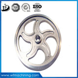 CNCの旋盤の工場からのOEM金属または鋼鉄またはアルミニウム機械化の部品