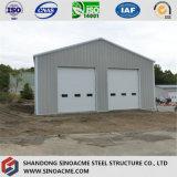 Prefab светлый пакгауз стальной структуры с высоким качеством