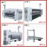 Máquina cortando da impressão de alta velocidade automática da caixa