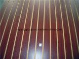 MDF scanalato E1 del grado MDF/Melamine del AAA del fornitore della Cina con 7 o 11 scanalatura per il negozio