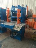 Gummi bereift Maschinen-hydraulische Presse
