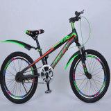 Vélo de montagne d'enfants d'OEM avec la commande des vitesses de Shimano