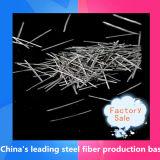 Melt высокого качества извлек волокна нержавеющей стали используемые для печи