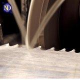 Немецкое лезвие ленточнопильного станка вырезывания металла качества