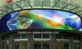 Hersteller, zum der hochwertigen gebogenen im Freienbildschirmanzeige LED-bereitzustellen P10