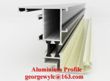 カスタマイズされた転送のローラーシャッターWindowsのドアのプロフィール6063アルミニウムアルミニウム放出のプロフィール