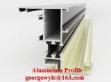 カスタマイズされたWindowsのドアのプロフィール6063アルミニウムプロフィールのアルミニウム放出のプロフィール
