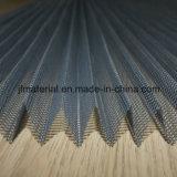 Polyester gefalteter Insekt-Bildschirm-Gewebe-Garn-Bildschirm/Plissee-Fenster-Moskito-Insekt-Bildschirm